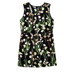 Victoria Beckham Target English Floral Dress